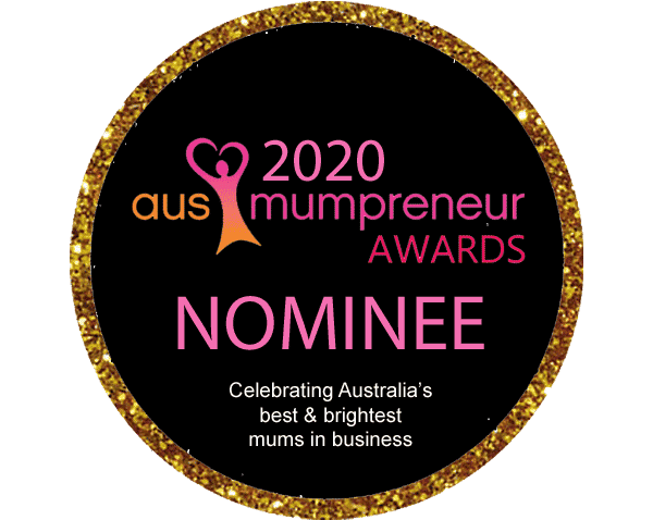 Ausmumpreneur Awards Nominee 2020 - Sarah Walkerden