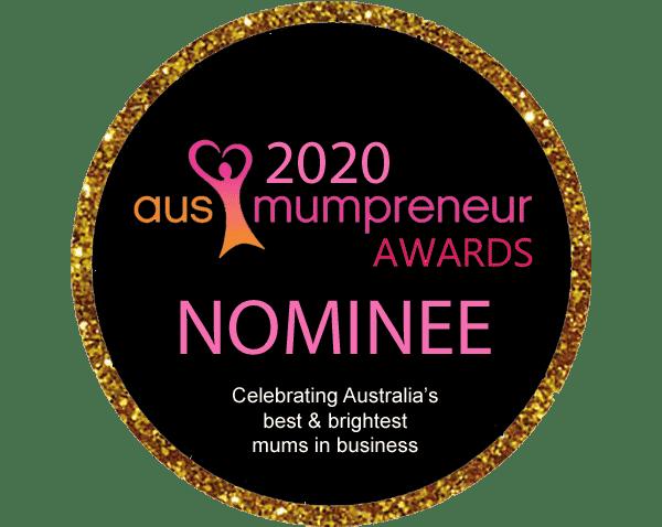 Ausmumpreneur Awards Nominee 2020 - Sarah Walkerden