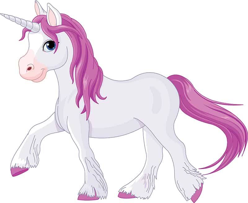Pretty Unicorn New Business Website Package - The Rural Copywriter