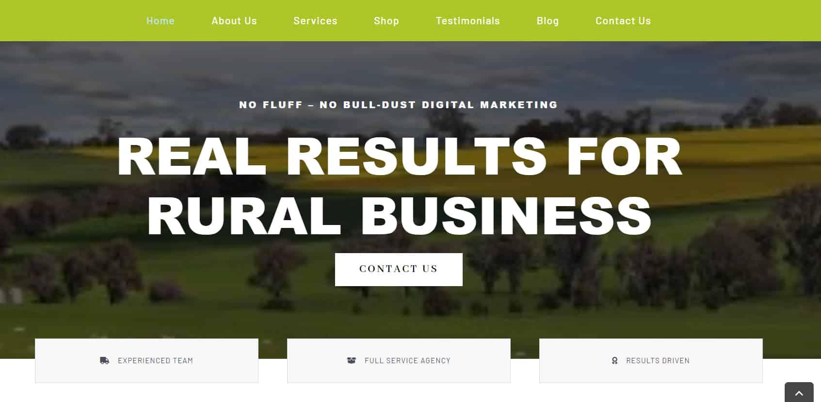 The Rural Marketing Company